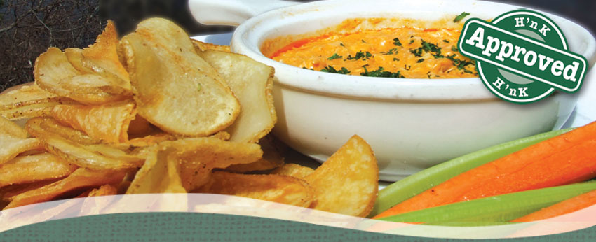 Appetizers, Soup, and Cape Cod Chowder at the HnK Restaurants